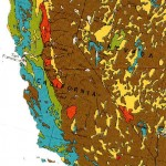 California map of expansive soils.