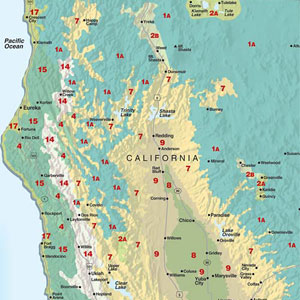Map Of California Climate Zones.Here S A Quick Way To Find Your California Climate Zone Cse For