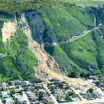 La Conchita Landslide - 2005